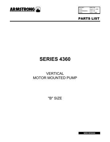 horizontal split case trouble shooting guide armstrong pumps series 4360 b armstrong pumps