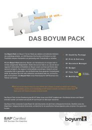 Komfort-Paket (Usability Package B1UP) - variatec GmbH