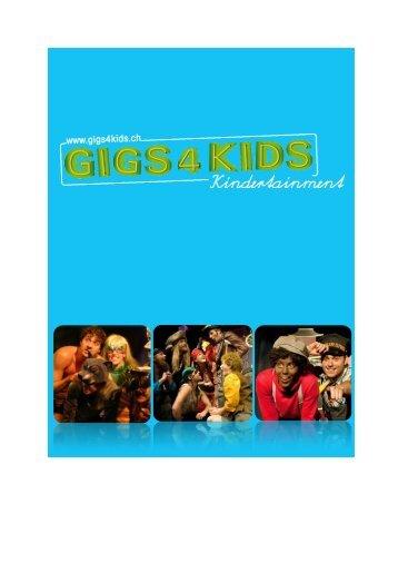 De chli Isbär – Das Familienmusical - Gigs4Kids