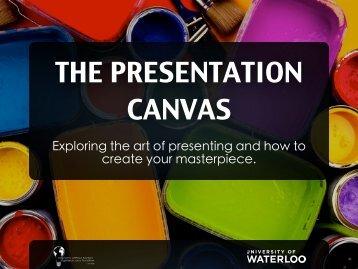 Presentation on Presenting.pdf