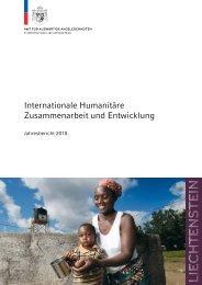 IHZE-Jahresbericht 2010 - LED Liechtensteinischer ...