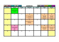 QSIC calendar - Oct 2012-March 2013 v2 - Data Smart