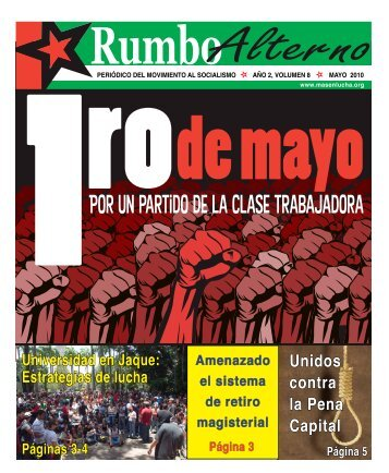 unidos contra la Pena capital - Centro de Medios Independientes de ...
