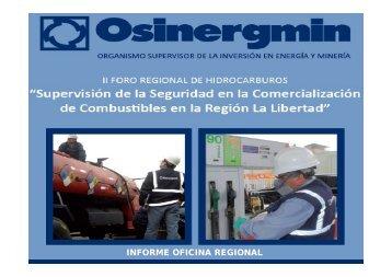 II Foro Regional de Hidrocarburos