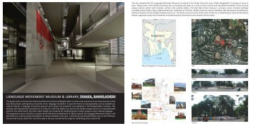language movement museum & library - Graduate Architecture