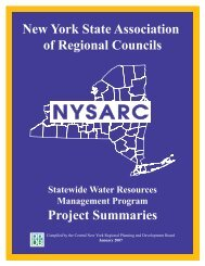 P - Central New York Regional Planning and Development Board