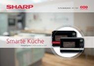 Smarte Küche - Sharp