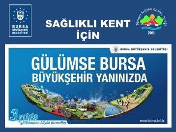 Recep Altepe - Türkiye Sağlıklı Kentler Birliği