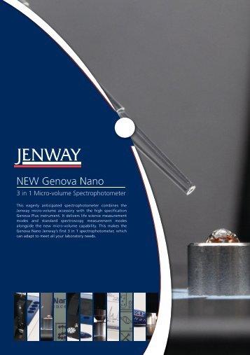 NEW Genova Nano - Spectra Services