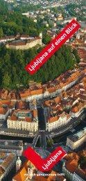 Ljubljana auf einen Blick