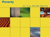 Poverty Slides