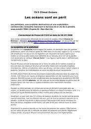 Définitions et complements en français - The Institute of Science In ...