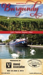 download the trip brochure - Vanderbilt University