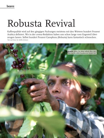 Robusta Revival - Coffee Consulate
