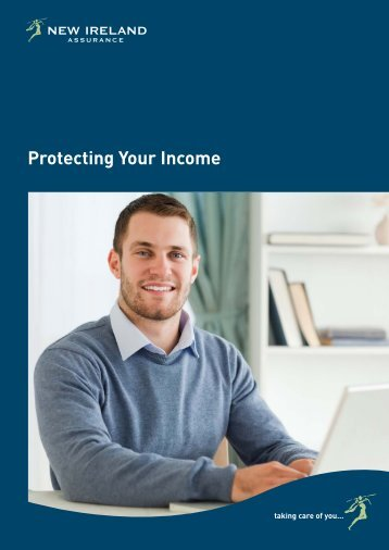 Income Protection Brochure - New Ireland Assurance