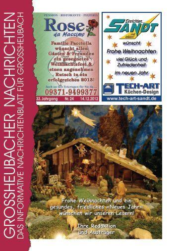 Großheubacher Nachrichten Ausgabe 24-2012 - STOPTEG Print ...