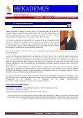 Sumario del Numero 01 - Hekademus - Page 4