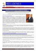 Sumario del Numero 01 - Hekademus - Page 6