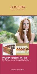 LOGONA Herbal Hair Colors