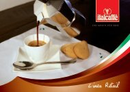 Linea Retail - Italcaffè
