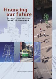 PPP Summary brochure.indd - Rail, Tram & Bus Industry Union ...