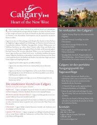 SOMMER - Tourism Calgary