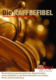 Die KAFFEEFIBEL - Arabica Ludwigsburg