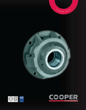 US Flange Units - Cooper Bearings