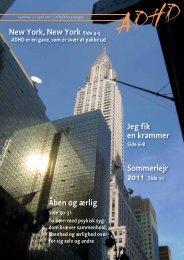 ADHD-bladet nr. 2, 2011 - ADHD: Foreningen