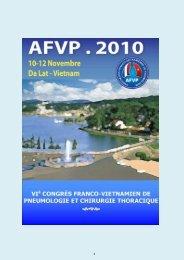 programme scientifique - association franco-vietnamienne de ...