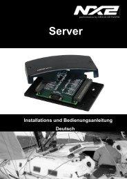 Server - Hippopotamus