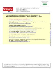 Science - Structural Biology Labs