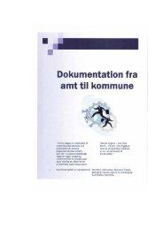 [pdf] Dokumentation fra amt til kommune - Ergoterapeutforeningen
