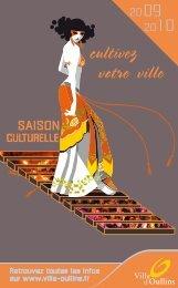 Saison culturelle 2009-2010.pdf - Oullins centre-ville