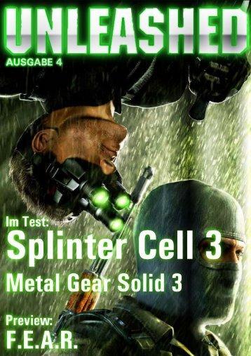 Unleashed - Ausgabe 4 - Gameswelt