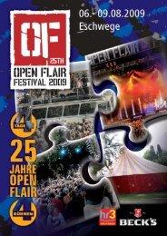 das Programmheft als PDF - Festivalhopper