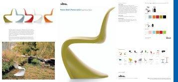 Panton Chair | Panton Junior Design Verner Panton