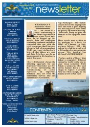 September 10 - Barrow Submariners Association
