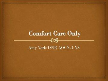 Amy Voris DNP, AOCN, CNS