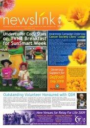 Outstanding Volunteer Honoured with QSM - In-site