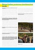 Michael Kohlhaas, l'aventure du tournage en Cévennes - Page 2