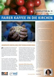 Download (PDF; 1,6 MB) - Fairer Kaffee in die Kirchen