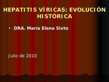 Hepatitis Viricas - Asociación de Gastroenterología y Endoscopía de ...