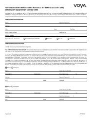 Voya 529 age 17 option class a investments