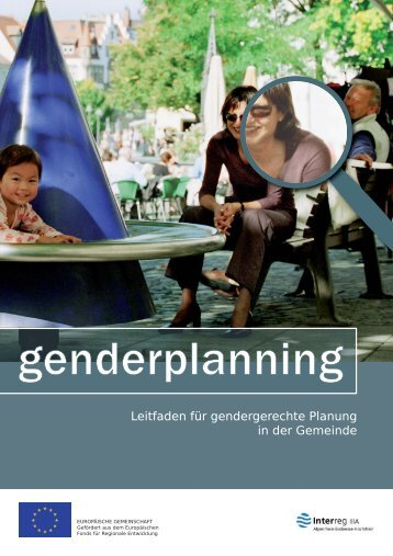 Genderplanning - Vorarlberg