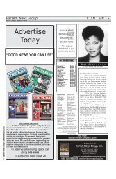 Advertise Today - Harlem News Group