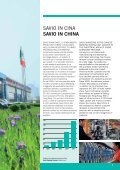 SavioNews32_it_en - Savio SPA - Page 5