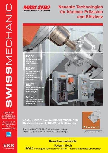 09_2010 - Swissmechanic