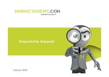 Finanzkrise, Februar 2009 - Marketagent.com