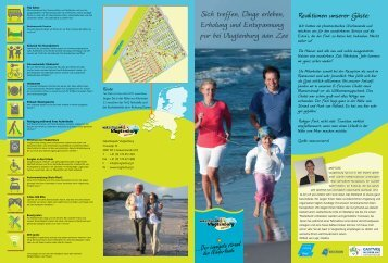 Unser Motto: Gastfreundlichkeit - Vakantiepark Vlugtenburg
